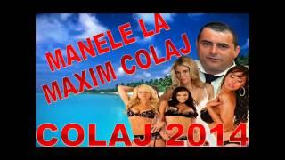 MANELE LA MAXIM COLAJ 2014 CU SORINEL DE LA PLOPENI CHEF DE CHEF MANELE PE SISTEM