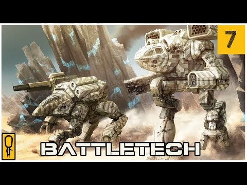 THE ESCAPING SPY - Part 7 - Let's Play BattleTech Gameplay Walkthrough