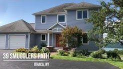 FOR SALE - 39 Smugglers Path Ithaca, NY 14850