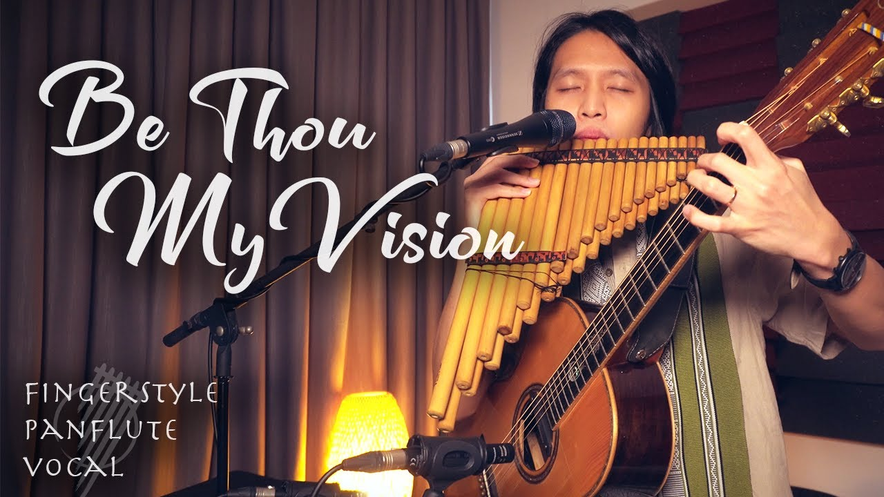 Be Thou My Vision - Vocal Panflute Fingerstyle | Neil Chan