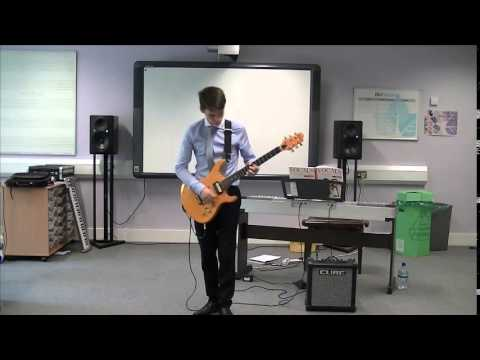 Music A level task - Solo performance