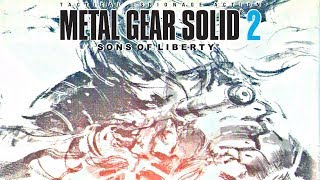 Metal Gear Solid 2 HD - Gameplay Walkthrough FULL GAME (All Cutscenes, All Bosses, Ending)