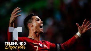 La polémica con los 699 o 700 goles de Cristiano Ronaldo | Telemundo Deportes