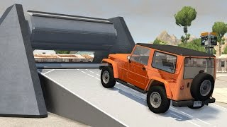 Destruction Madness #4 - BeamNG Drive