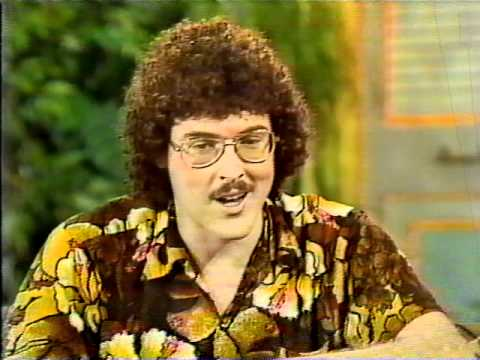 """Weird Al"" Yankovic Rare 1985 Interview"