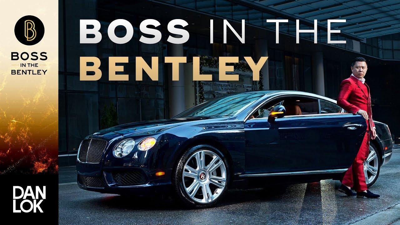 Boss In The Bentley Trailer (James Bond Style) - Boss In The Bentley