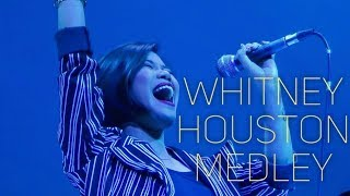 KATRINA VELARDE  - Whitney Houston Medley (The MusicHall Metrowalk | October 13, 2018) #HD720p