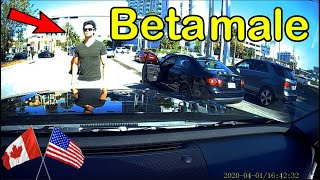 Road Rage USA & Canada | Bad Drivers, Hit and Run, Brake check, Instant Karma, Car Crash | New 2020