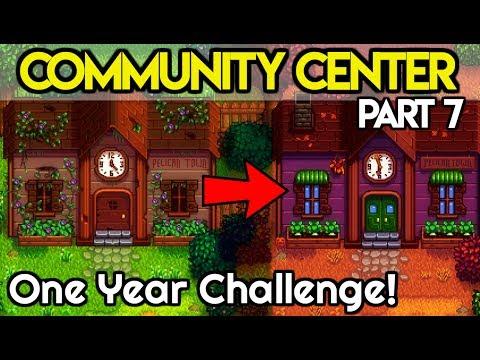 🏆Community Center ONE Year Challenge #7🏆- *WORST LUCK!* - Stardew Valley