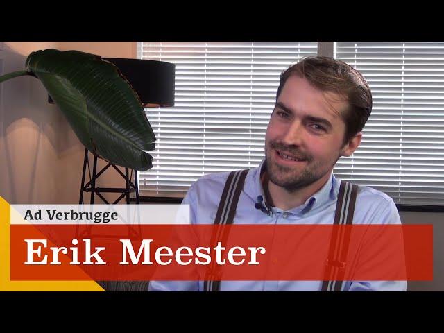 Erik Meester: Bijlesindustrie is symptoom van dieper probleem in onderwijswereld