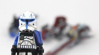 LEGO Star Wars BARC Speeder wi…