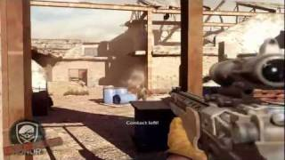 Medal Of Honor 2010 | Prologue :  Breaking Bagram (Part 1) | GamePlay HD