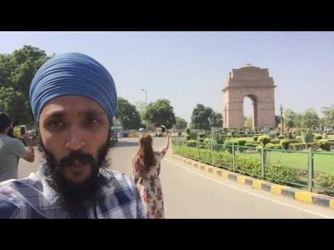 INDIA   PUNJAB   VLOG 16 TRAVELING IN INDIA   LAST DAY