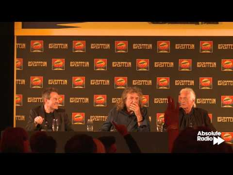 Led Zeppelin Press Conference September 2012: Celebration Day. FULL and UNEDITED