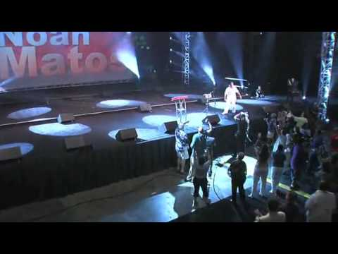 Noah Matos Speaks At The YTB 2009 Convention..avi