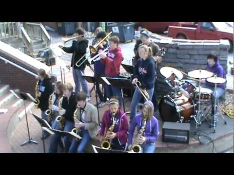 Bristow High School Jazz Band - Tiger of San Pedro