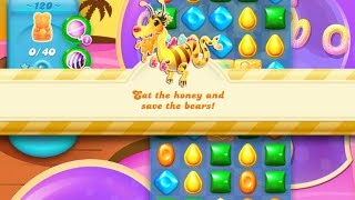 Candy Crush Soda Saga Level 120 walkthrough