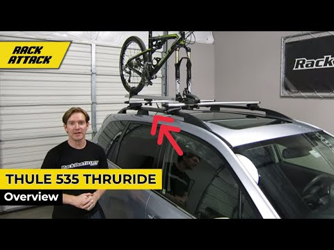 thule freeride 532 assembly instructions
