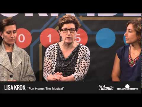 12 Tony Nominations, 3 Women and a Graphic Memoir on Stage / New York Ideas 2015