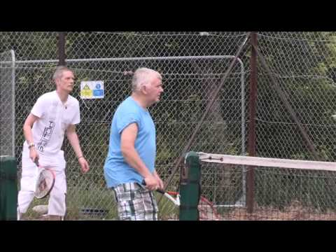 Tennis and mental health - Glasgow case study