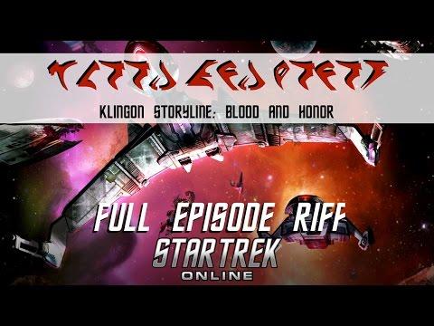 Wasteland (Full Episode Riff) | Klingon Storyline: Blood and Honor - Star Trek Online [ps4]