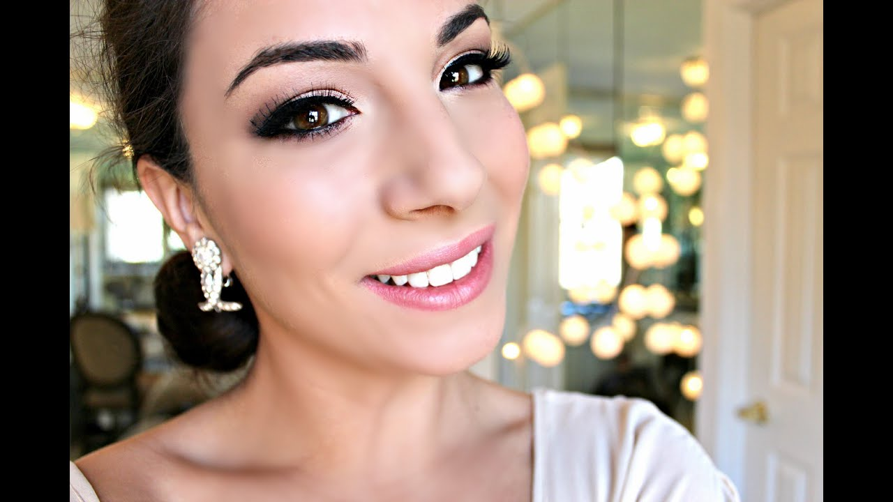 ?Dramatic Wedding Makeup? - YouTube