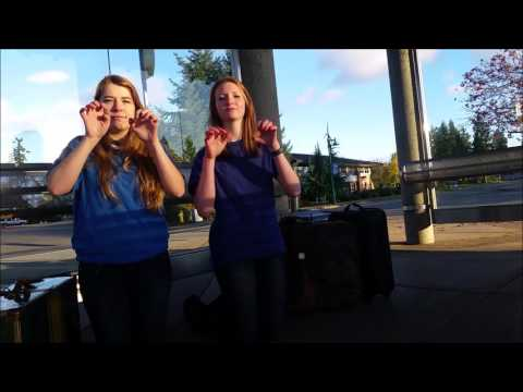 Faces Going Places in ASL -- GHHS