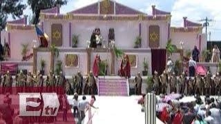 Resumen de la representación de la Pasión de Cristo en Iztapalapa / Héctor Figueroa