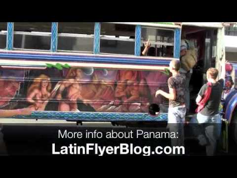 PANAMA: Last Days of the Diablo Rojo Bus