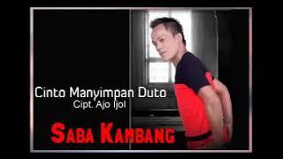 Download Cinto Manyimpan Duto - Saba Kambang
