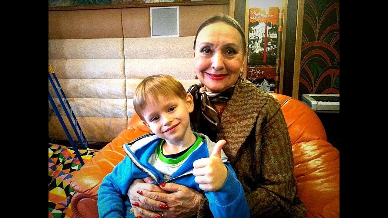 Героиня из КАПИТАНША. Гриша с Ларисой Кадочниковой. Интервью- как ребёнку стать актёром. Капитанша 2