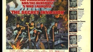 The Secret Invasion (Trailer)