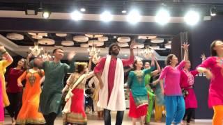 Barso re megha- Rehearsal version- in China (Devesh Mirchandani)