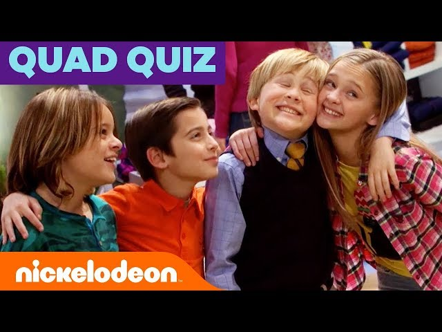 are you more like nicky ricky dicky or dawn take the quad quiz now nick sound books