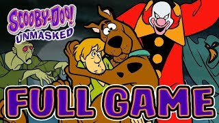 Scooby-Doo! Unmasked 100% Walkthrough FULL GAME Longplay (PS2, XBOX, GCN)