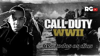 🔴🎮Call Of Duty WWII-CHAMADO AO DEVER #2.(Gameplay Ps4).