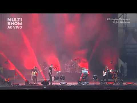 Imagine Dragons - Bleeding Out Lollapalooza Brasil 2014