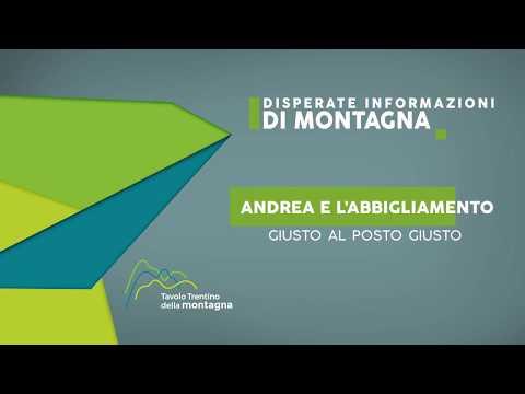 Tavolo della Montagna - prevenzione trekking pt.1