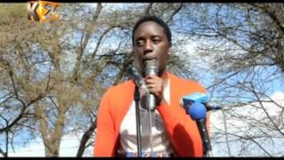 CORD Leader Raila continues with campaigns in Nyanza