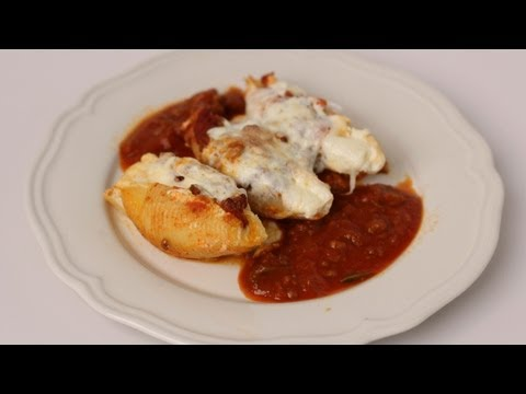 homemade-stuffed-shells-recipe---laura-vitale---laura-in-the-kitchen-episode-450
