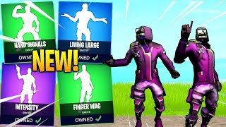 *NEW* DANCE EMOTES! (Leaked) Fortnite Battle Royale V5.10!