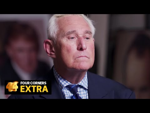 Trump adviser Roger Stone on the biggest political 'dirty trick' of all time   Four Corners