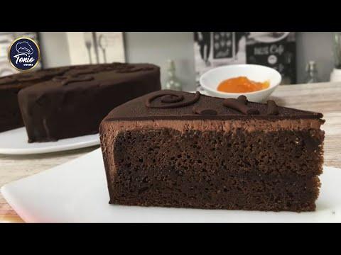 Tarta Sacher, 🍫 la tarta de chocolate más famosa