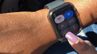 How To Find My IPhone Using Apple Watch!!