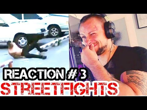 STREETFIGHTS REACTION #3