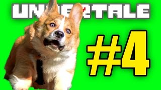 BLIND PUPPY! - Let's Play UnderTale #4