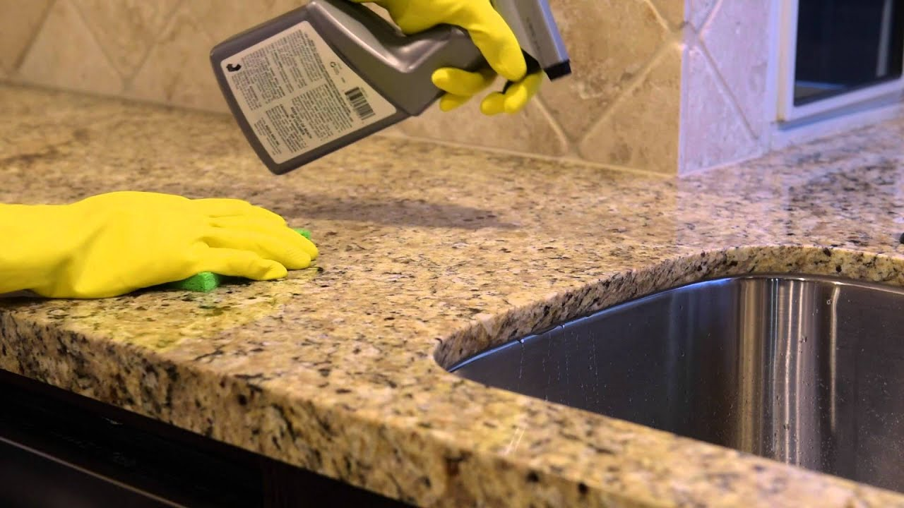 from granite as i it and well remove countertops ve how this pin deposits countertop is hard water easiest cleaning way to the found clean