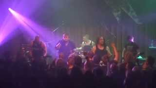 Machinae Supremacy The Villain Of This Story LIVE PREMIERE Stockholm 2014 [1080p HD] High Quality!