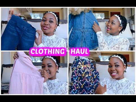 Toddler Winter Clothing Haul || Mommy and Baby Approved || South African Youtuber