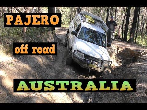 PAJERO OFF ROAD AUSTRALIA In  2.7K/4K